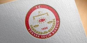 YSK Geçici Aday Listeleri Resmi Gazetede Yayınlandı