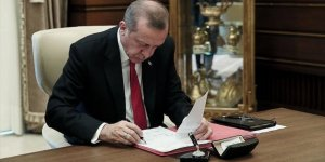 Cumhurbaşkanı Erdoğan'ın onayladığı üç kanun yürürlüğe girdi
