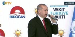Erdoğan açıklıyor... İşte AK Parti'nin seçim beyannamesi