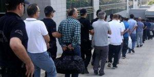 Bir haftada FETÖ'den 545 şüpheli gözaltına alındı.
