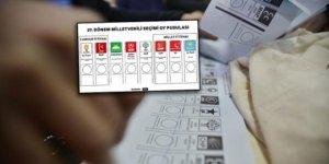 Oy pusulası ilk defa bu kadar kısa