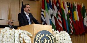 Ali Yalçın ILO'da Konuştu: Grev ve Siyaset Yasağı Tarihe Karışmalı