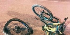 Bisiklet turuna çıkan müdür, kaza kurbanı oldu