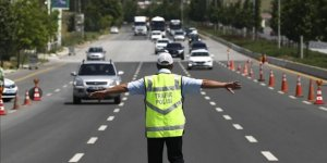 Başkentte yarın bazı yollar trafiğe kapatılacak
