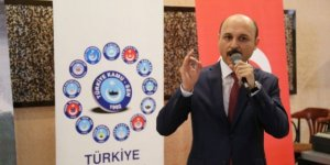 """Geylan:""""Türkiye Sevdamız, Ekmek İçin Kavgamız"""""""