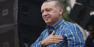 Cumhurbaşkanı Erdoğan'a süper takım