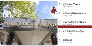 #MEBeÖğretmenBakan İsteniyor! Türkiye Bunu Konuşuyor