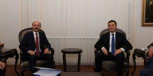 Talip Geylan, Ziya Selçuk'tan Ağustos'ta 40 Bin Ek Atama İstedi