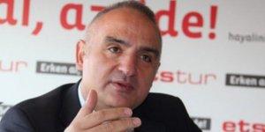 Erdoğan, Ersoy'a Kültür Bakanlığı'nı şartlı vermiş