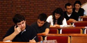 511 bin öğrenci ilk oturumda elendi