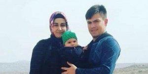 Eşi ve bebeğini kaybeden asker ilk kez konuştu
