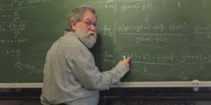 'Matematik eğitiminin Nobeli'nin sahibi Ali Nesin oldu