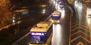 Türkiye'nin ilk elektrikli otobüsü Hacettepe'de