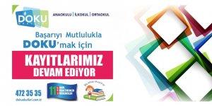 Ankara'da Özel Okulun Adresi: Doku Okulları