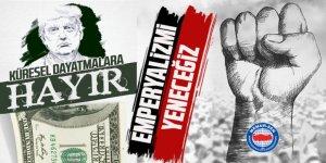 Memur-Sen'den Dolar Tepkisi: Emperyalizmi Yeneceğiz