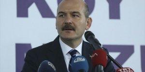 İçişleri Bakanı Soylu: Yurt içinde 790 civarında terörist var