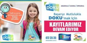 Doku Okulları: Trafik ve Servis Karmaşasından Uzak, Evinize Çok Yakın!