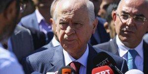 Bahçeli: Amerika Türkiye'nin dediğini yapmak durumunda kalacak