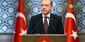 Cumhurbaşkanı Erdoğan'dan 'Malazgirt Zaferi' mesajı