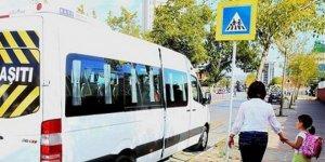 MEB'den Okul Servis Araçları Yazısı