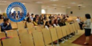 Karadeniz Teknik Üniversitesine 6'sı profesör 18 akademisyen alınacak