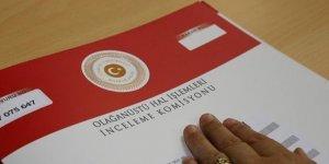OHAL Komisyonu üyeliğine iki yeni atama yapıldı