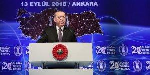 Erdoğan: Kamuya personel alımında sınırlamaya gidiyoruz