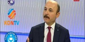 Talip Geylan: MEB'in İlk Sınavı Şube Müdürlüğü Atamaları