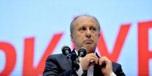 CHP'li Muharrem İnce'ye apolet soruşturması