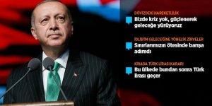 Erdoğan: Bu ülkede bundan sonra Türk lirası geçer