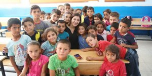 Urfa dağlarının 'Ceylan' öğretmeni