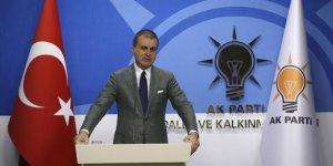 AK Parti Sözcüsü Çelik: AK Parti her bölgede seçime girecek