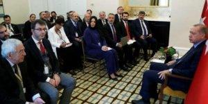 Cumhurbaşkanı Af konusunda temel ilkelerini açıkladı