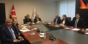 İki Bakanlık OSB'lerdeki mesleki eğitimi masaya yatırdı