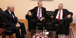 Erdoğan'dan MHP ile ittifak açıklaması