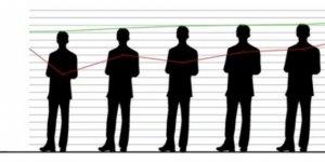 Türk erkeklerinin boy ortalaması belli oldu