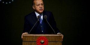 Erdoğan: Şehitlerimizin kanı yerde kalmayacak