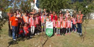 Doku Okulları'ndan Doğayı Tanıma Kampı