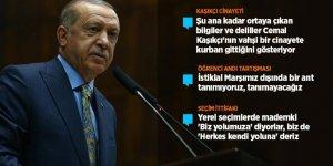 'İstiklal Marşımız dışında bir ant tanımıyoruz'