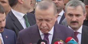 Erdoğan'dan 'kabine revizyonu' açıklaması