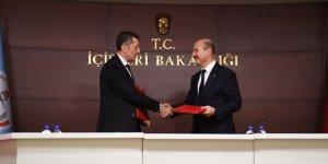 MEB ile İçişleri Bakanlığı arasında protokol imzalandı