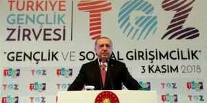 Erdoğan: Andımız, ezanı Türkçe okutmak isteyenlerin metnidir