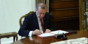 Erdoğan imzaladı... Yeni kurulan üniversitelere kadro