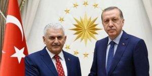 Erdoğan, Bakanlar ve Yıldırım'ın adaylığına ilişkin açıklama yaptı