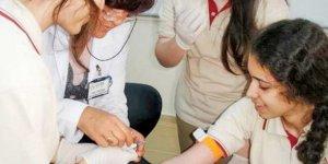 Her okulda bir sağlık görevlisi olacak