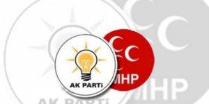 Başkan AK Parti'den olursa yardımcısı MHP'den olacak