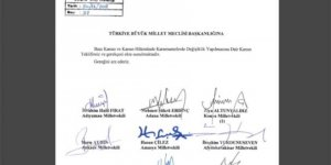 AK Parti, 71 maddelik torba kanun teklifi sundu