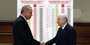 AK Parti ve MHP ittifakının 30 büyükşehirdeki oy oranı