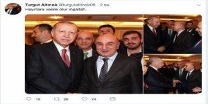 Ak Parti'nin Keçiören adayı netleşti: Turgut Altınok