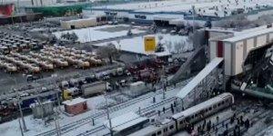 Ankara Valisi: Tren kazasında 4 kişi öldü 43 yaralı var